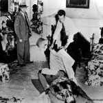 Bugsy Siegel crime scene, photo from getty images