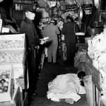 Francesco Frank Scalise shot in June 1957 in a vegetable Market Photo from the Daily News